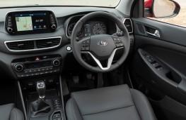 Hyundai Tucson, interior