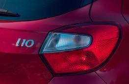 Hyundai i10, 2020, badge