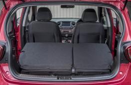 Hyundai i10, 2018, boot