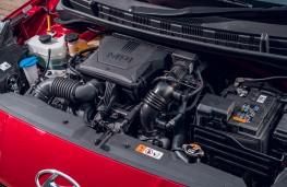 Hyundai i10, 2020, engine
