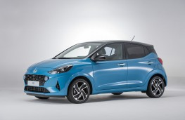 Hyundai i10, 2020, front