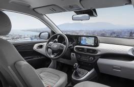 Hyundai i10, 2019, interior