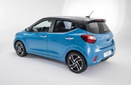 Hyundai i10, 2020, rear