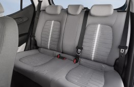 Hyundai i10, 2019, rear seats