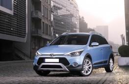 Hyundai i20 Active, front