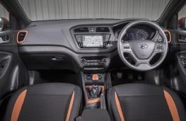 Hyundai i20 Coupe, interior