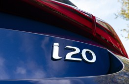 Hyundai i20, 2020, badge