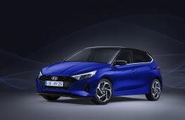 Hyundai i20, 2020, front