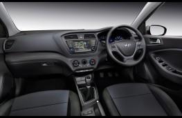 Hyundai i20 Turbo Edition, interior