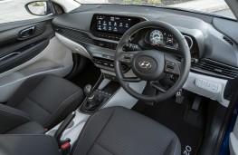 Hyundai i20, 2020, interior