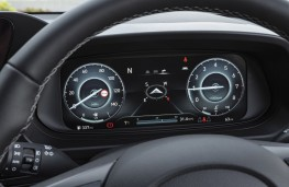 Hyundai i20, 2020, instrument panel