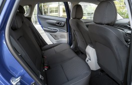 Hyundai i20, 2020, rear seats