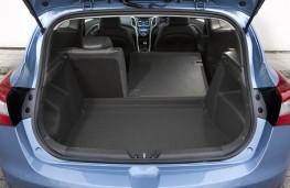 Hyundai i30, boot