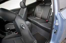 Hyundai i30, rear seats