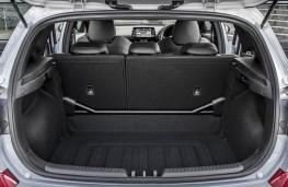 Hyundai i30N, boot