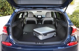 Hyundai i30, 2017, boot