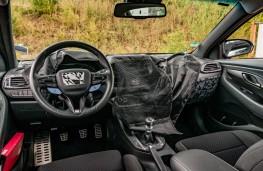 Hyundai i30 Fastback N prototype, 2018, dashboard