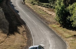 Hyundai i30 Fastback N prototype, 2018, Millbrook hill