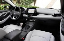Hyundai i30, 2017, interior