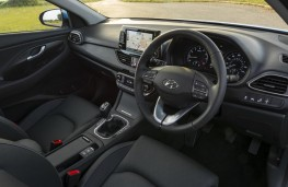 Hyundai i30 Tourer, 2017, interior