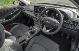 Hyundai i30, 2021, interior