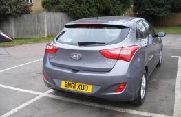 Hyundai i30, 2017, rear