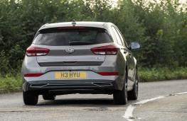 Hyundai i30, 2021, rear