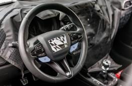 Hyundai i30 Fastback N prototype, 2018, steering wheel