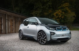 BMW i3, front, static