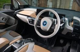 BMW i3, interior