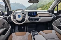 BMW i3, 2017, interior