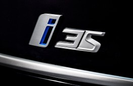 BMW i3s, 2017, badge