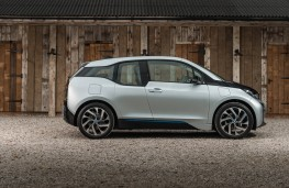 BMW i3, side, static