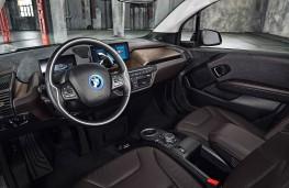 BMW i3s, 2017, interior