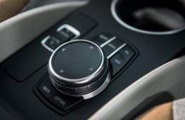 BMW i3, controls