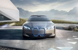 BMW i4 concept, front