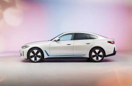 BMW i4 concept, side