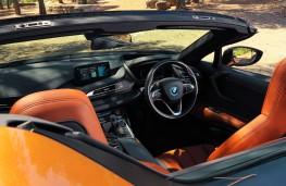 BMW i8 Roadster, 2018, interior
