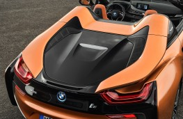 BMW i8 Roadster, 2018, rear