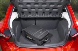 SEAT Ibiza ST, 2015, boot