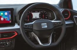 SEAT Ibiza, 2017, dashboard