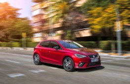 SEAT Ibiza FR, 2017, front, action