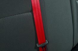 SEAT Ibiza, seat belt