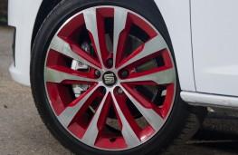 SEAT Ibiza, wheel