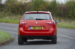 SEAT Ibiza ST FR, rear, static