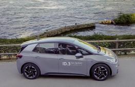 Volkswagen ID.3, 2020, side