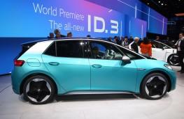 Volkswagen ID.3, side