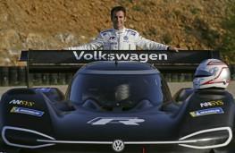 Volkswagen I.D. R Pikes Peak, 2018, with Romain Dumas