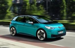 Volkswagen ID.3, 2019, front
