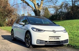 Volkswagen ID.3 First Edition, 2020, front, static